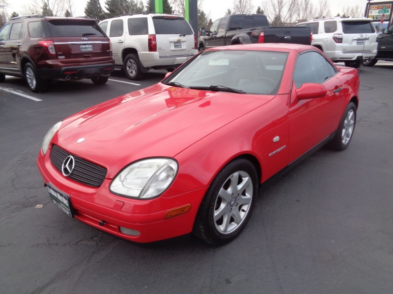 MERCEDES-BENZ SLK 1999 price Call for price