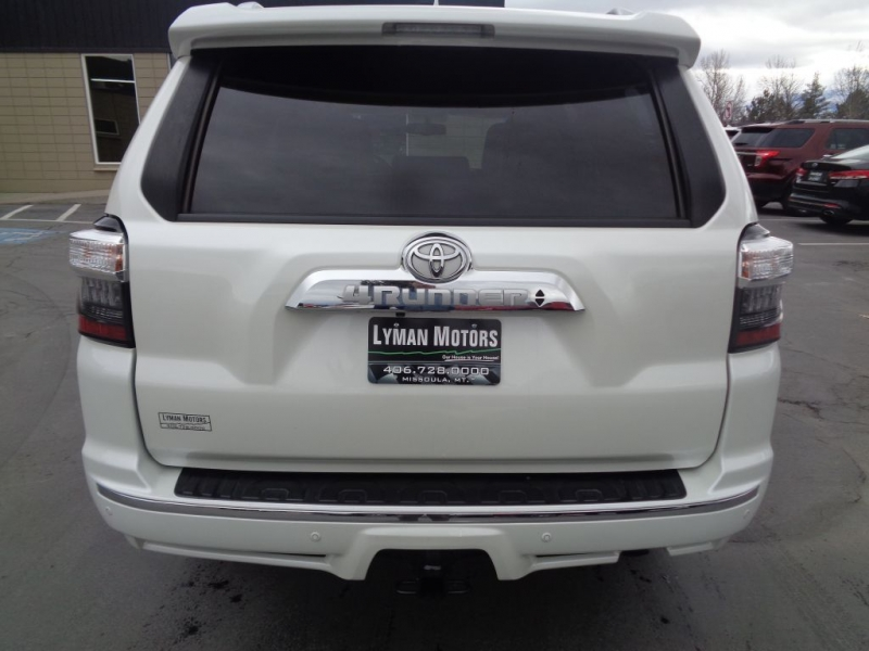 TOYOTA 4RUNNER 2016 price Call for price