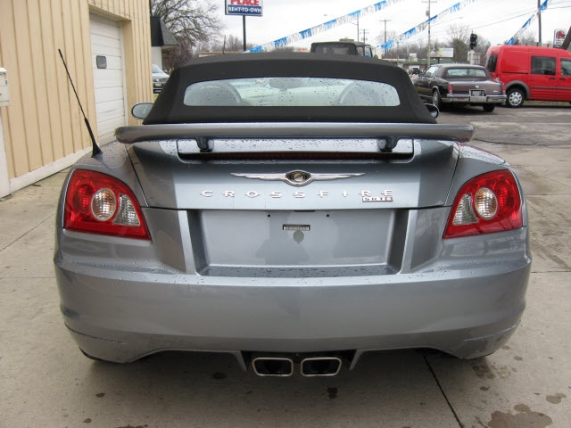 Chrysler Crossfire 2005 price $23,990