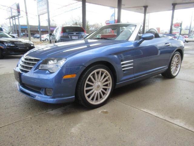 Chrysler Crossfire 2005 price $17,900