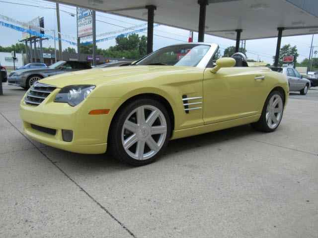 Chrysler Crossfire 2005 price $17,900