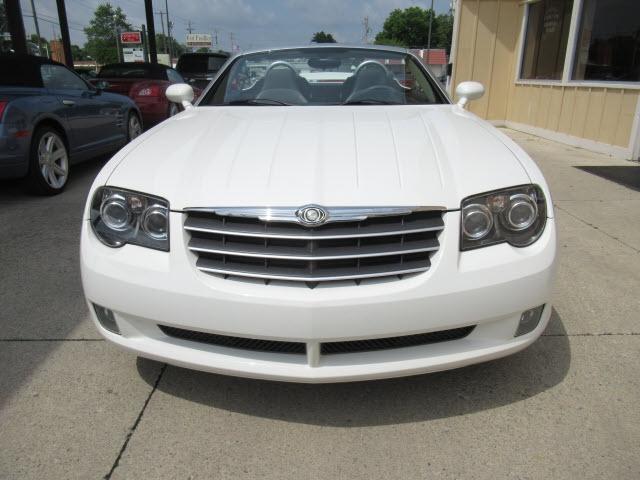 Chrysler Crossfire 2006 price $13,900