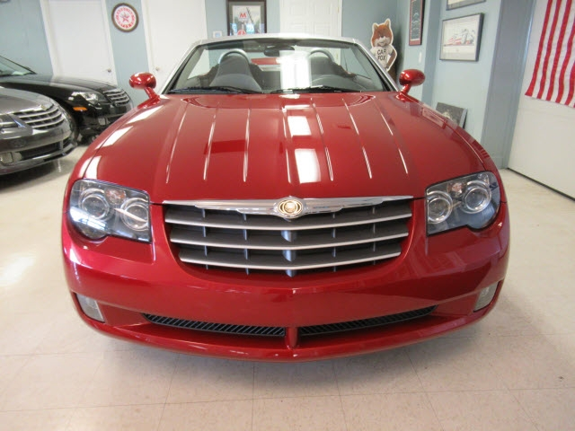 Chrysler Crossfire 2006 price $20,900