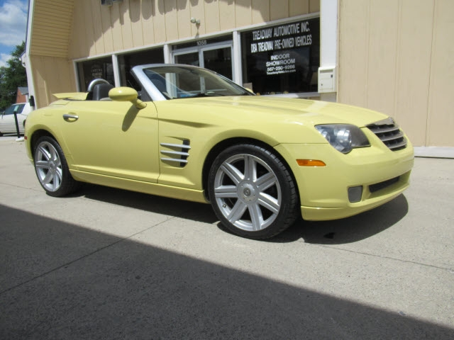 Chrysler Crossfire 2005 price $13,900