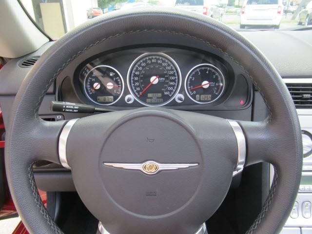 Chrysler Crossfire 2005 price $16,900