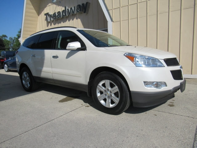 2012 Chevrolet Traverse Lt Inventory Treadway