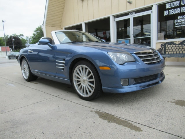 2005 Chrysler Crossfire Srt 6 Inventory Treadway Automotive Inc