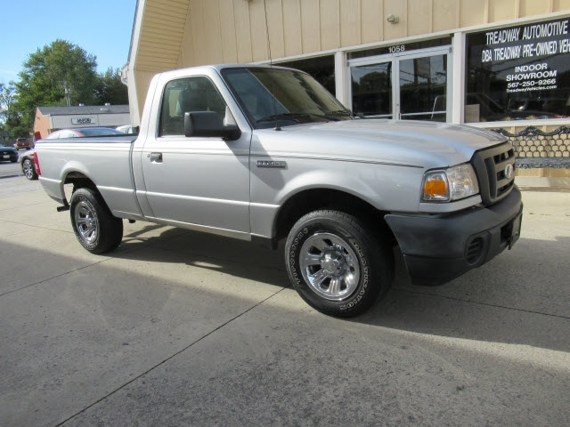 2010 Ford Ranger Xl Inventory Treadway Automotive Inc