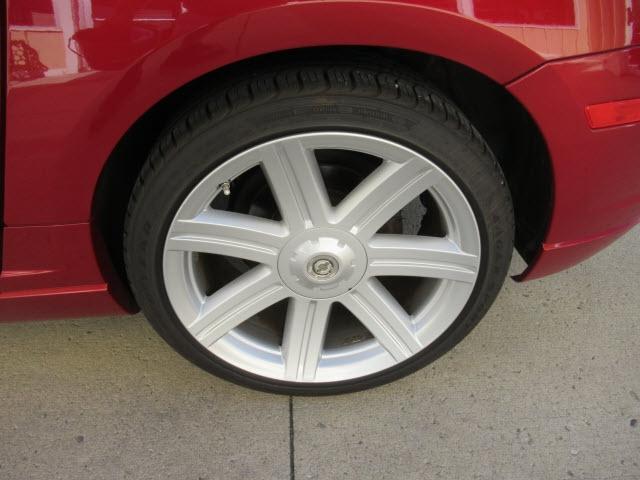 Chrysler Crossfire 2007 price $16,900