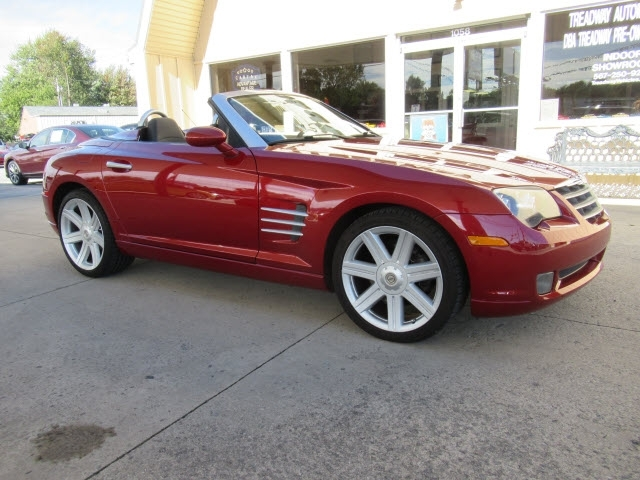2007 Chrysler Crossfire Limited Inventory Treadway