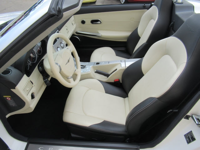 Chrysler Crossfire 2005 price $19,900