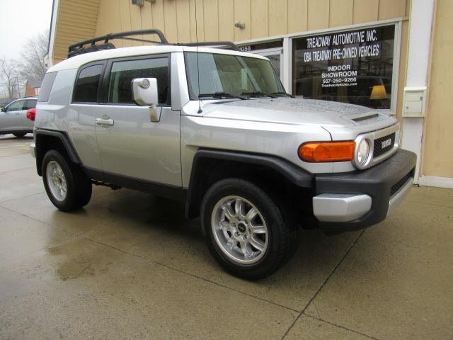 Toyota FJ Cruiser 2007 price $11,990