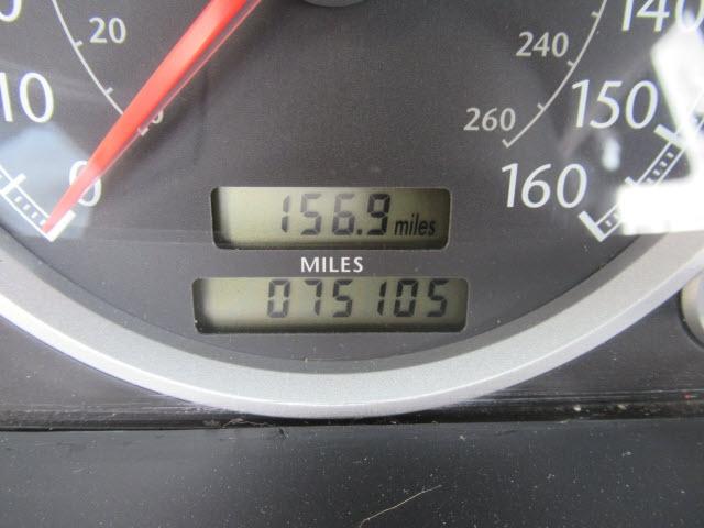 Chrysler Crossfire 2005 price $10,900