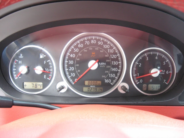 Chrysler Crossfire 2004 price $11,900