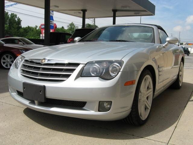 Chrysler Crossfire 2008 price $17,900