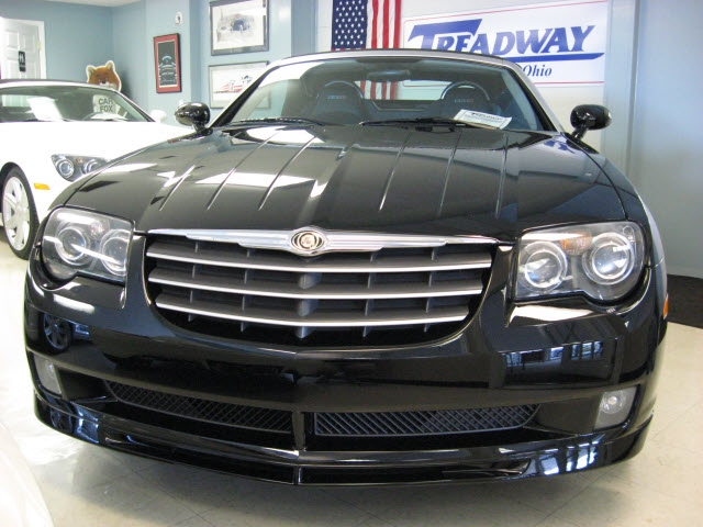 Chrysler Crossfire 2005 price $21,900