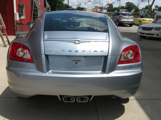 Chrysler Crossfire 2006 price $14,900