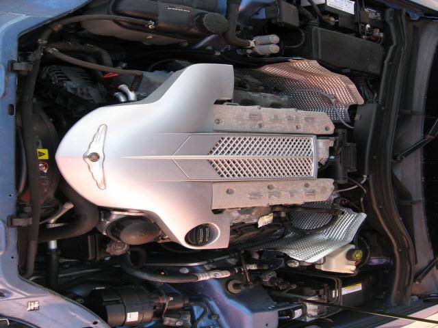 Chrysler Crossfire 2005 price $17,700