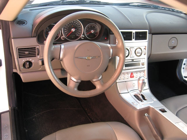 Chrysler Crossfire 2004 price $12,900