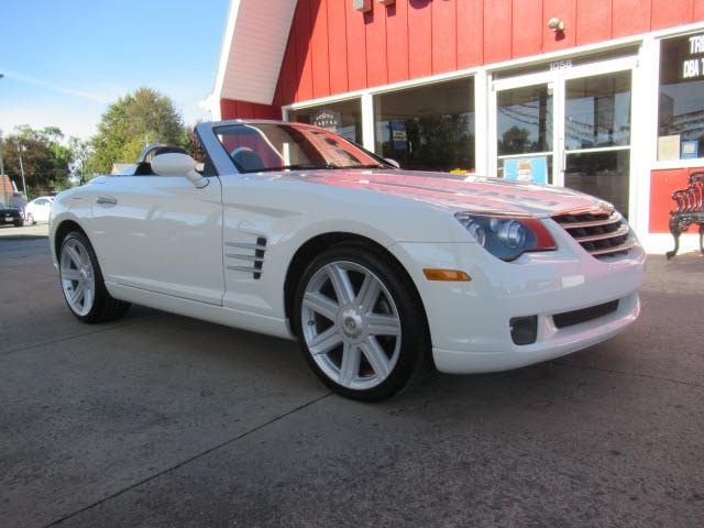 Chrysler Crossfire 2006 price $18,900