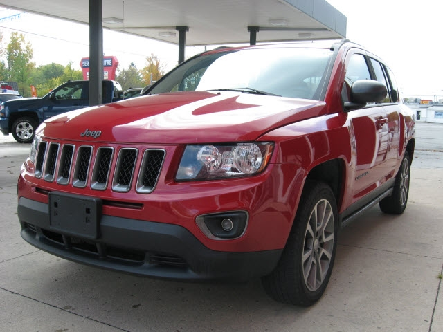 Jeep Compass 2016 price $12,500