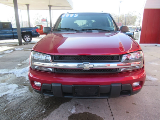 Chevrolet TrailBlazer 2003 price $4,995