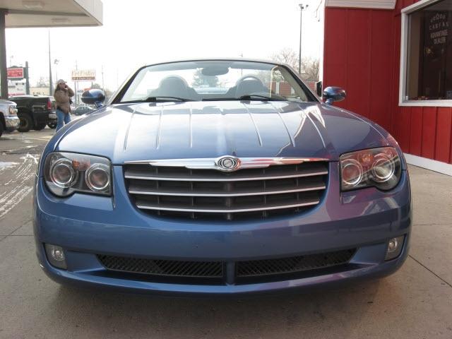 Chrysler Crossfire 2005 price $13,995