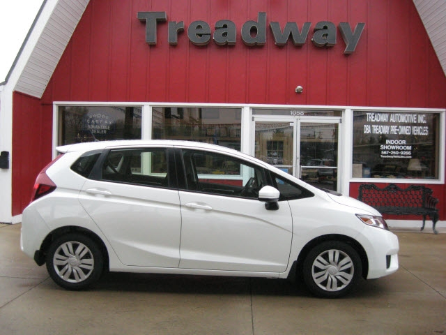 Honda Fit 2017 price $14,700