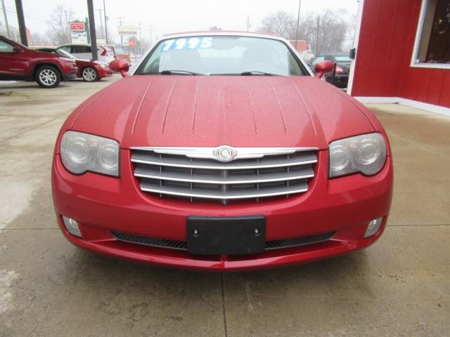 Chrysler Crossfire 2004 price $7,995