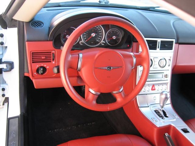 Chrysler Crossfire 2005 price $8,500