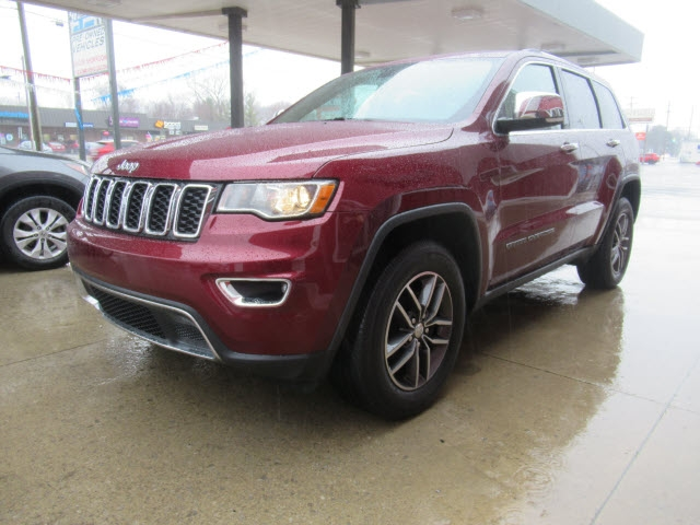 Jeep Grand Cherokee 2017 price $27,900