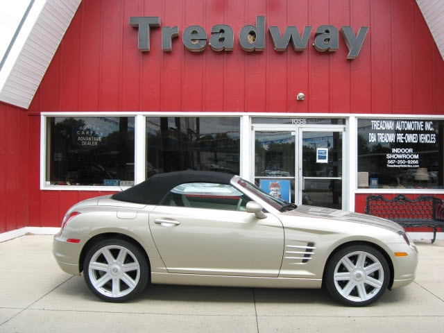 Chrysler Crossfire 2007 price $18,900