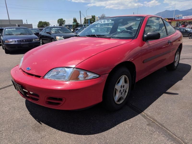 2000 Chevrolet Cavalier 2dr Cpe Inventory 5th Gear Motors Llc
