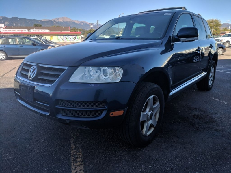 2005 Volkswagen Touareg 4dr V6 Inventory 5th Gear Motors Llc Rh5thgearmotors: 2005 Volkswagen Touareg Knock Sensor Location At Gmaili.net