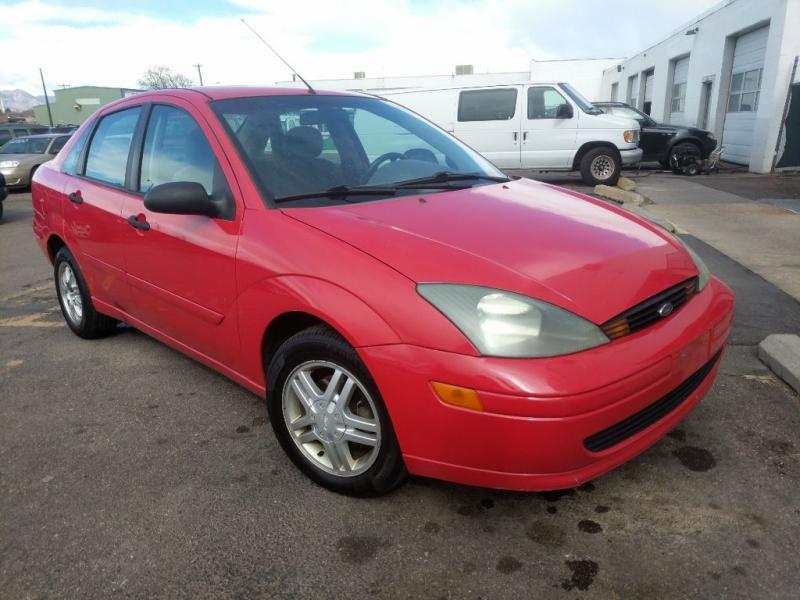 Subaru Dealership Colorado Springs >> 2004 Ford Focus 4dr Sdn SE - Inventory | 5th Gear Motors ...
