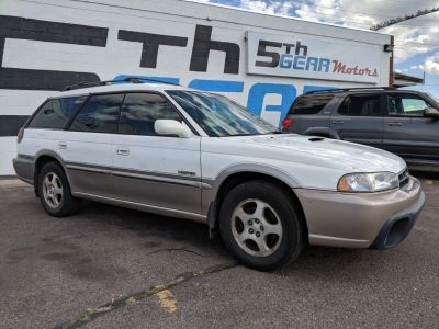 Subaru Legacy Wagon 1998
