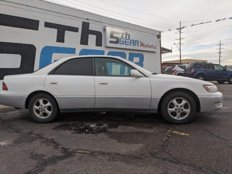 Subaru Dealership Colorado Springs >> 1997 Lexus ES 300 Luxury Sport Sdn 4dr Sdn - Inventory ...