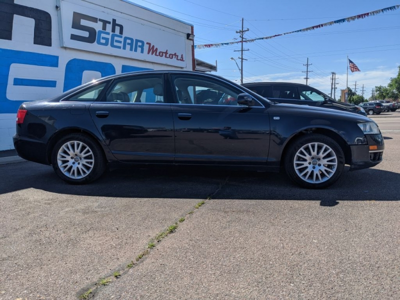 Audi A6 2007 price Call for Pricing.
