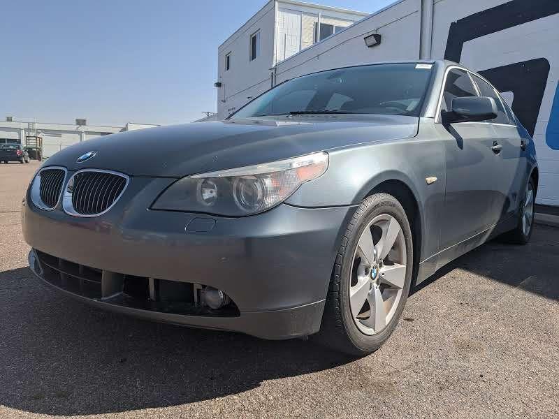 BMW 5 Series 2007 price $5,450