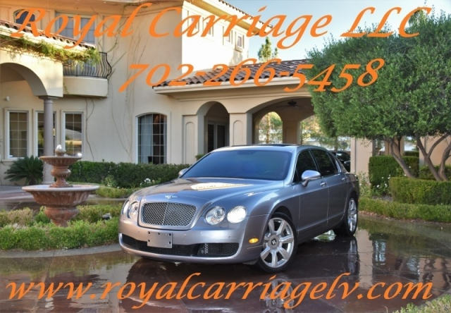 2006 Bentley Continental Flying Spur (CFS)
