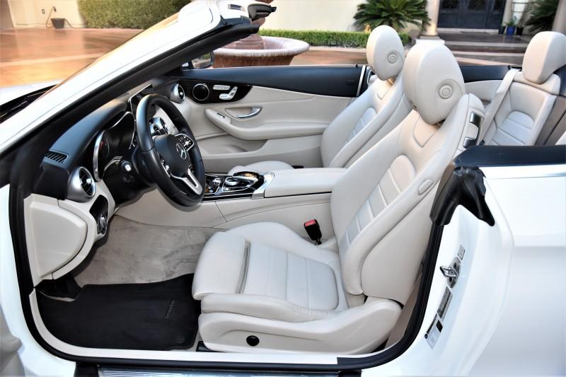 Mercedes-Benz C-Class 2019 price $36,900