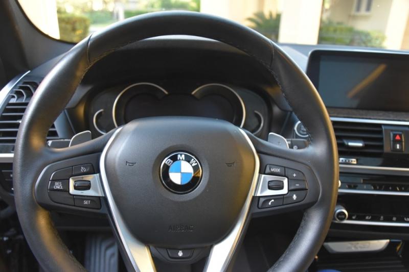 BMW X3 2019 price $30,800
