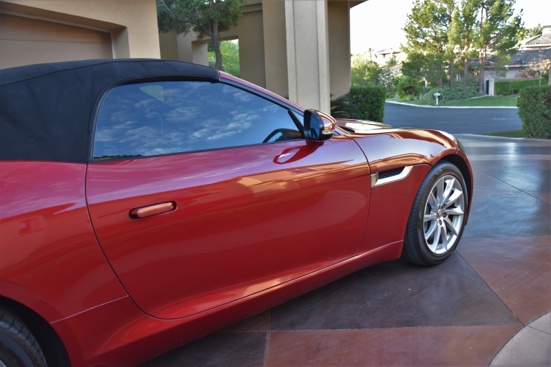 Jaguar F-TYPE 2014 price $28,900