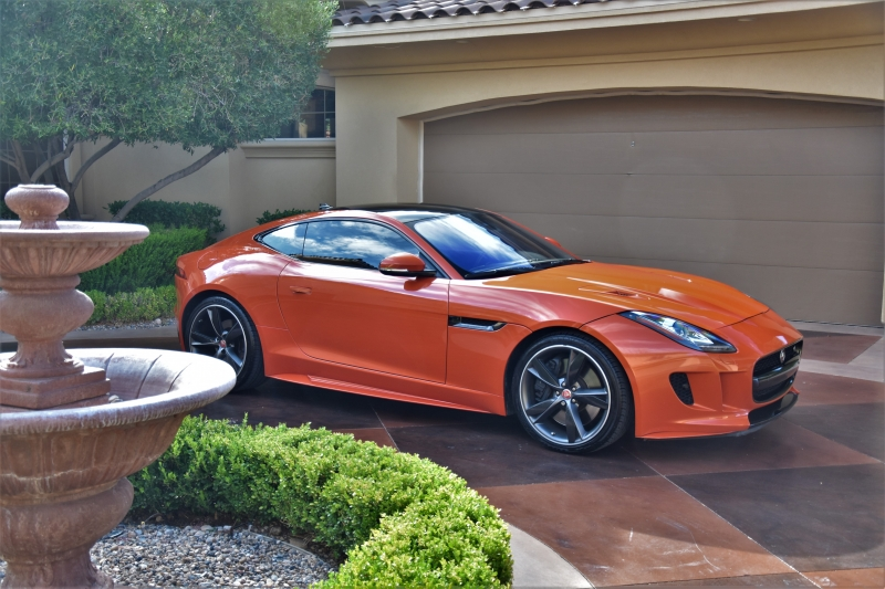 Jaguar F-TYPE 2017 price $46,800