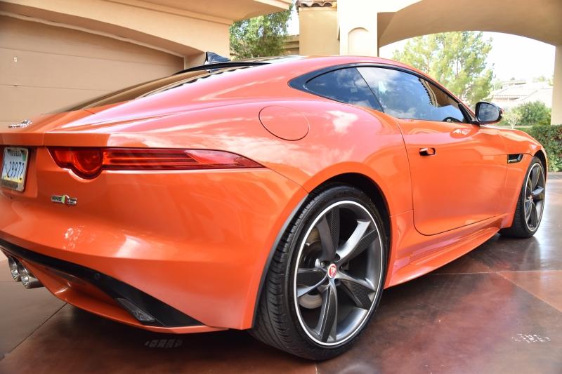 Jaguar F-TYPE 2017 price $46,800