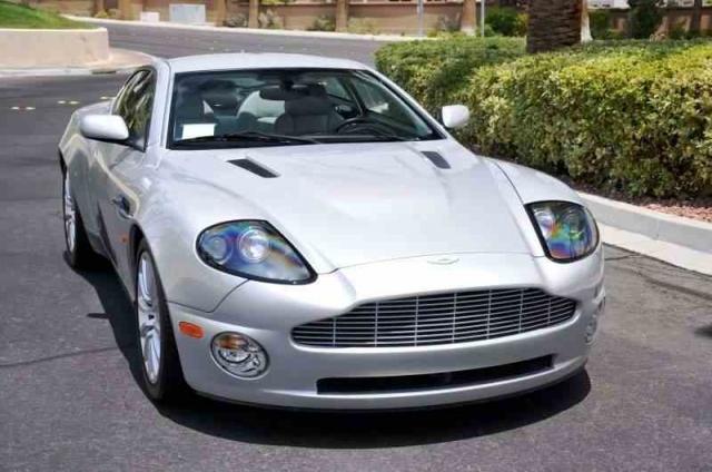 Aston Martin Vanquish OWNER MILES FULL WARRANTY - Aston martin warranty
