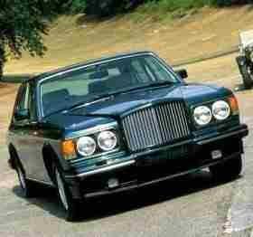 1993 Bentley Brookland