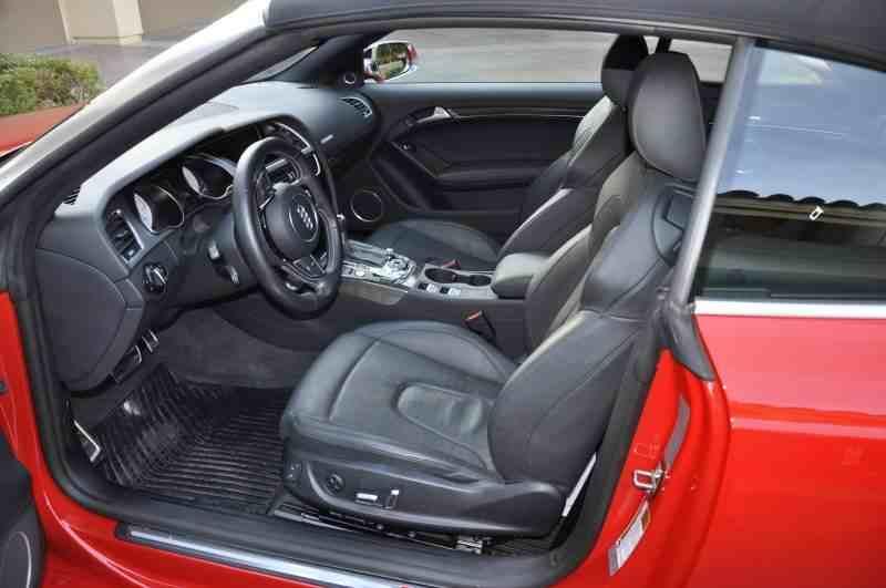 Audi S5 2015 price $54,800