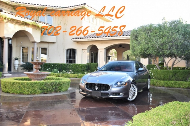 2012 Maserati Quattroporte V