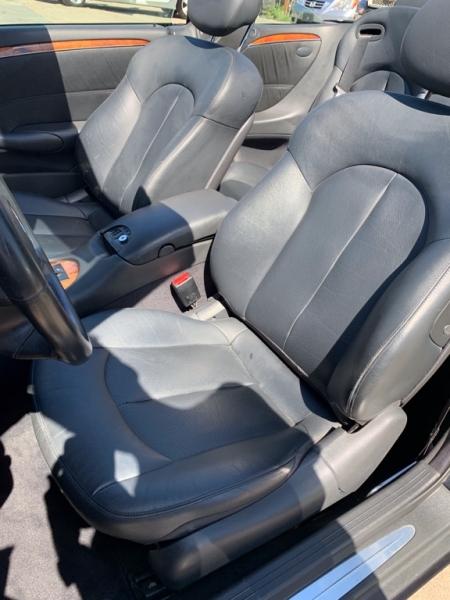 Mercedes-Benz CLK-Class 2005 price $4,990